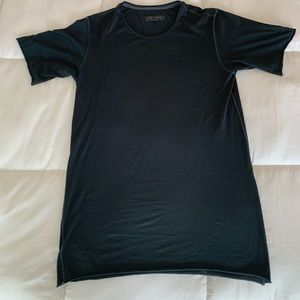 Rag and Bone Men's Medium Shirt in Black